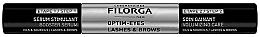 Düfte, Parfümerie und Kosmetik Regenerierendes Wimpern- und Augenbrauenserum für mehr Volumen in 2 Schritten - Filorga Optim-Eyes Lashes & Brows