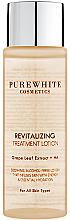 Düfte, Parfümerie und Kosmetik Revitalisierende Gesichtslotion mit Weinblattextrakt und Hyaluronsäure - Pure White Cosmetics Revitalizing Treatment Lotion