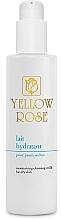 Düfte, Parfümerie und Kosmetik Feuchtigkeitsspendende Gesichtsreinigungsmilch für trockene Haut - Yellow Rose Moisturising Cleansing Milk
