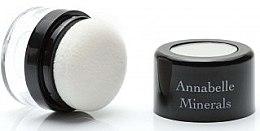Düfte, Parfümerie und Kosmetik Behälter mit Schminkschwamm - Annabelle Minerals Cosmetic Container With Sponge