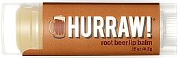 Düfte, Parfümerie und Kosmetik Lippenbalsam Root Beer - Hurraw! RootBeer Lip Balm