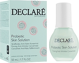 Düfte, Parfümerie und Kosmetik Straffendes Anti-Falten Gesichtskonzentrat mit Probiotika - Declare Probiotic Skin Solution Firming Anti-Wrinkle Concentrate