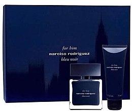 Düfte, Parfümerie und Kosmetik Narciso Rodriguez For Him Bleu Noir - Duftset (Eau de Toilette 50ml + Duschgel 200ml)