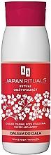 Düfte, Parfümerie und Kosmetik Feuchtigkeitsspendende und pflegende Körperlotion - AA Japan Rituals Balm