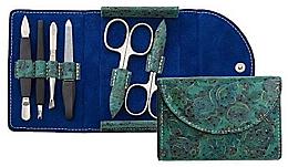 Düfte, Parfümerie und Kosmetik Maniküre-Set 6-tlg. blau - DuKaS Premium Line PL 213FZZ