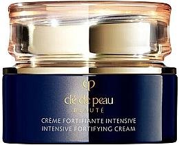 Düfte, Parfümerie und Kosmetik Intensiv feuchtigkeitsspendende aufhellende, straffende und stärkende Nachtcreme für das Gesicht - Cle De Peau Beaute Intensive Fortifying Cream