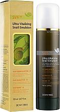 Düfte, Parfümerie und Kosmetik Ultra vitalisierende Gesichtsemulsion mit Schneckenschleimfiltrat - Dewytree Ultra Vitalizing Snail Emulsion
