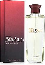 Düfte, Parfümerie und Kosmetik Antonio Banderas Diavolo - Eau de Toilette