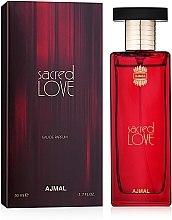 Düfte, Parfümerie und Kosmetik Ajmal Sacred Love - Eau de Parfum