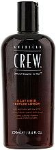 Düfte, Parfümerie und Kosmetik Haarlotion für dünnes und feines Haar - American Crew Classic Light Hold Texture Lotion