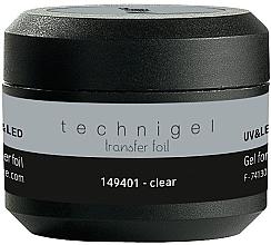 Düfte, Parfümerie und Kosmetik UV/LED Nagelgel - Peggy Sage Technigel Transfer Foil Gel