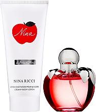 Düfte, Parfümerie und Kosmetik Nina Ricci Nina - Duftset (Eau de Toilette 80ml + Körperlotion 100ml)