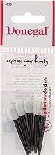 Düfte, Parfümerie und Kosmetik Lidschatten-Applikatoren 5 St. schwarz-weiß - Donegal Eyeshadow Applicator