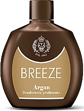 Düfte, Parfümerie und Kosmetik Breeze Argan - Parfümiertes Deospray