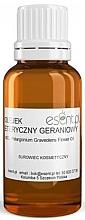 Düfte, Parfümerie und Kosmetik Geranienöl - Esent
