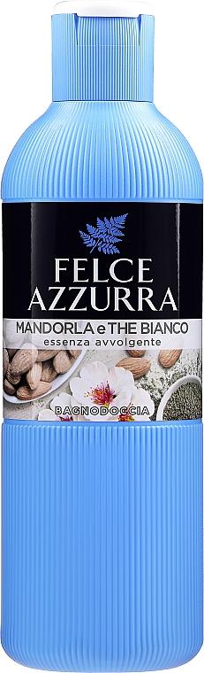 Duschgel mit Mandel und weißem Tee - Felce Azzurra Almond And White Tea Shower Gel