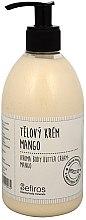Düfte, Parfümerie und Kosmetik Körpercreme mit Mangoduft - Sefiros Aroma Body Butter Cream Mango