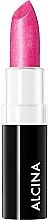 Düfte, Parfümerie und Kosmetik Lippenstift mit Perlglanzpigmenten - Alcina Pearly Lipstick