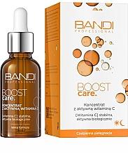 Düfte, Parfümerie und Kosmetik Aktives Gesichtskonzentrat mit Vitamin C - Bandi Professional Boost Care Concentrate Active Vitamin C