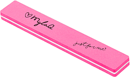 Düfte, Parfümerie und Kosmetik Polierfeile 100/180 rosa - MylaQ