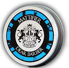 Düfte, Parfümerie und Kosmetik Mattierende Haarpaste - Dear Barber Mattifier Hair Paste