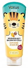 Düfte, Parfümerie und Kosmetik Regenerierender Körperbalsam mit Sheabutter und mango - Venus XOXO Repair Body Balm Mango