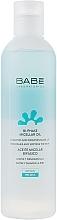 Düfte, Parfümerie und Kosmetik 2-Phasiges Mizellen-Reinigungsöl zum Abschminken - Babe Laboratorios Bi-Phase Micellar Oil