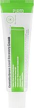 Düfte, Parfümerie und Kosmetik Beruhigende Gesichtscreme mit Centella - Purito Centella Green Level Recovery Cream