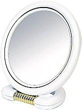 Düfte, Parfümerie und Kosmetik Kosmetikspiegel mit Ständer 18,5 cm weiß - Donegal Mirror