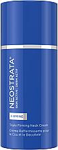 Düfte, Parfümerie und Kosmetik Festigende Hals- und Dekolletécreme - NeoStrata Skin Active Triple Firming Neck Cream