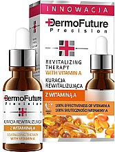 Düfte, Parfümerie und Kosmetik Revitalisierende Gesichtskur mit Vitamin A - DermoFuture Rejuvenating Therapy With Vitamin A