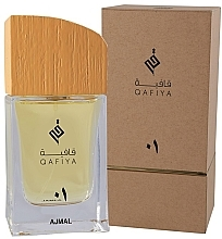Düfte, Parfümerie und Kosmetik Ajmal Qafiya 1 - Eau de Parfum