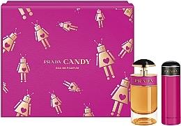 Düfte, Parfümerie und Kosmetik Prada Candy - Duftset (Eau de Parfum 50ml + Körperlotion 75ml)