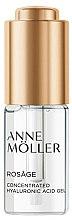 Düfte, Parfümerie und Kosmetik Gesichtsgel - Anne Moller Rosage Hyaluronic Acid Gel