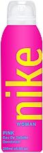 Düfte, Parfümerie und Kosmetik Nike Pink Woman - Deospray