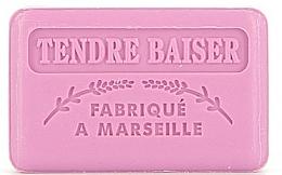 Düfte, Parfümerie und Kosmetik Handgemachte Naturseife mit Sheabutter Zärtlicher Kuss - Foufour Savonnette Marseillaise Tendre Baiser