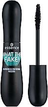 Düfte, Parfümerie und Kosmetik Essence What The Fake! Mascara - Wimperntusche für mehr Volumen