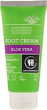 Düfte, Parfümerie und Kosmetik Fußcreme - Urtekram Urtekram Aloe Vera Foot Cream