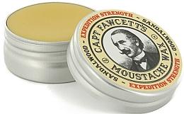 Düfte, Parfümerie und Kosmetik Schnurrbartwachs - Captain Fawcett Expedition Strength Moustache Wax