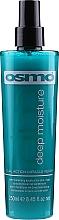 Düfte, Parfümerie und Kosmetik Tief feuchtigkeitsspendendes 2-phasiges Haarspülung-Spray ohne Ausspülen - Osmo Deep Moisture Dual Action Miracle Repair