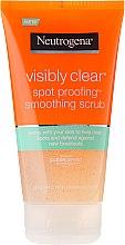 Düfte, Parfümerie und Kosmetik Glättendes Gesichtspeeling - Neutrogena Visibly Clear Spot Proofing Smoothing Scrub