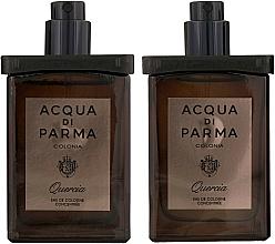 Düfte, Parfümerie und Kosmetik Acqua di Parma Colonia Quercia Travel Spray Refill - Eau de Cologne
