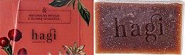 Düfte, Parfümerie und Kosmetik Anti-Cellulite Naturseife aus rotem Ton - Hagi Soap