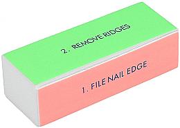 Düfte, Parfümerie und Kosmetik 4-Seitiger Nagelpolierblock - Tools For Beauty 4-way Nail Buffer Block