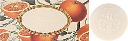 Düfte, Parfümerie und Kosmetik Naturseifen Geschenkset 6 St. - Saponificio Artigianale Fiorentino Orange (6x50g)