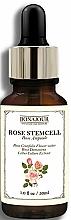 Düfte, Parfümerie und Kosmetik Anti-Aging Gesichtsampulle mit Rosenwasser, Adenosin, Rosenstammzell- und Blaubeerextrakt - Bonajour Rose Stemcell Ampoule