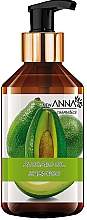 Düfte, Parfümerie und Kosmetik Shampoo mit Avocadoöl - New Anna Cosmetics Hair Shampoo With Avocado Oil
