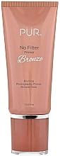 Düfte, Parfümerie und Kosmetik Gesichtsprimer - Pur No Filter Blurring Photography Primer Bronze Glow