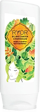 Düfte, Parfümerie und Kosmetik Kräutershampoo mit Panthenol - Ryor Herbal Shampoo With Panthenol
