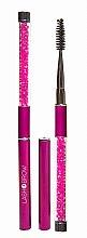 Düfte, Parfümerie und Kosmetik Wimpern- und Augenbrauenbürste pink - Lash Brow Pink